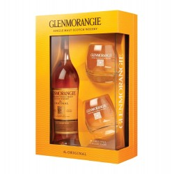 Glenmorangie The Original Whisky & Glasses Box Set