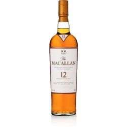 Macallan Sherry Oak 12 Years