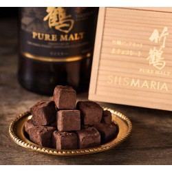 SilsMaria 竹鶴 Pure Malt Whisky Chocolate